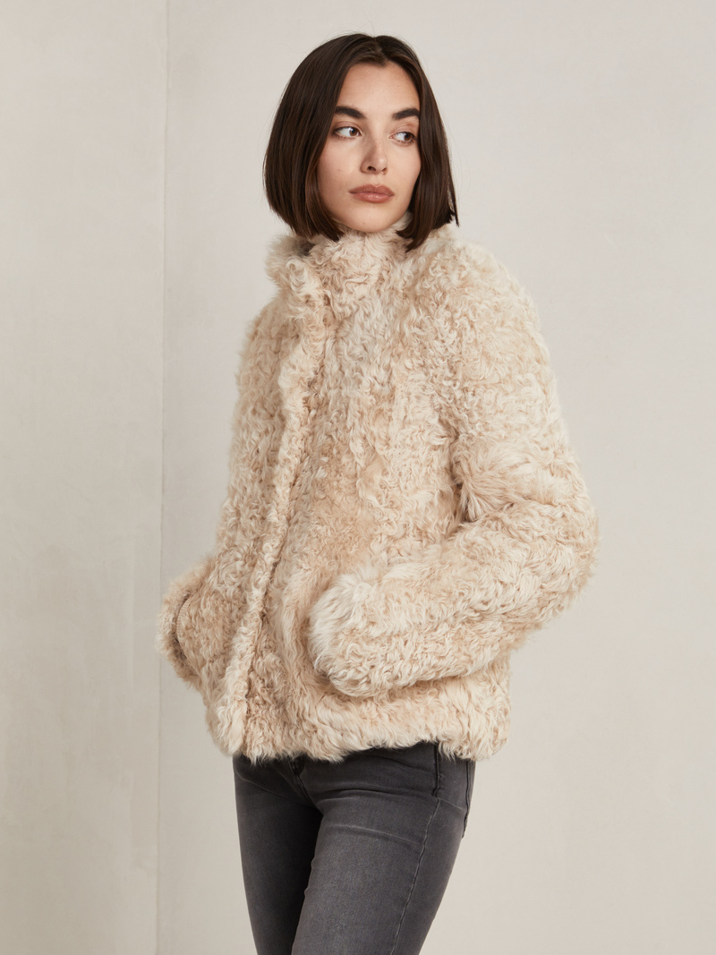 Tommy Fur Jacket