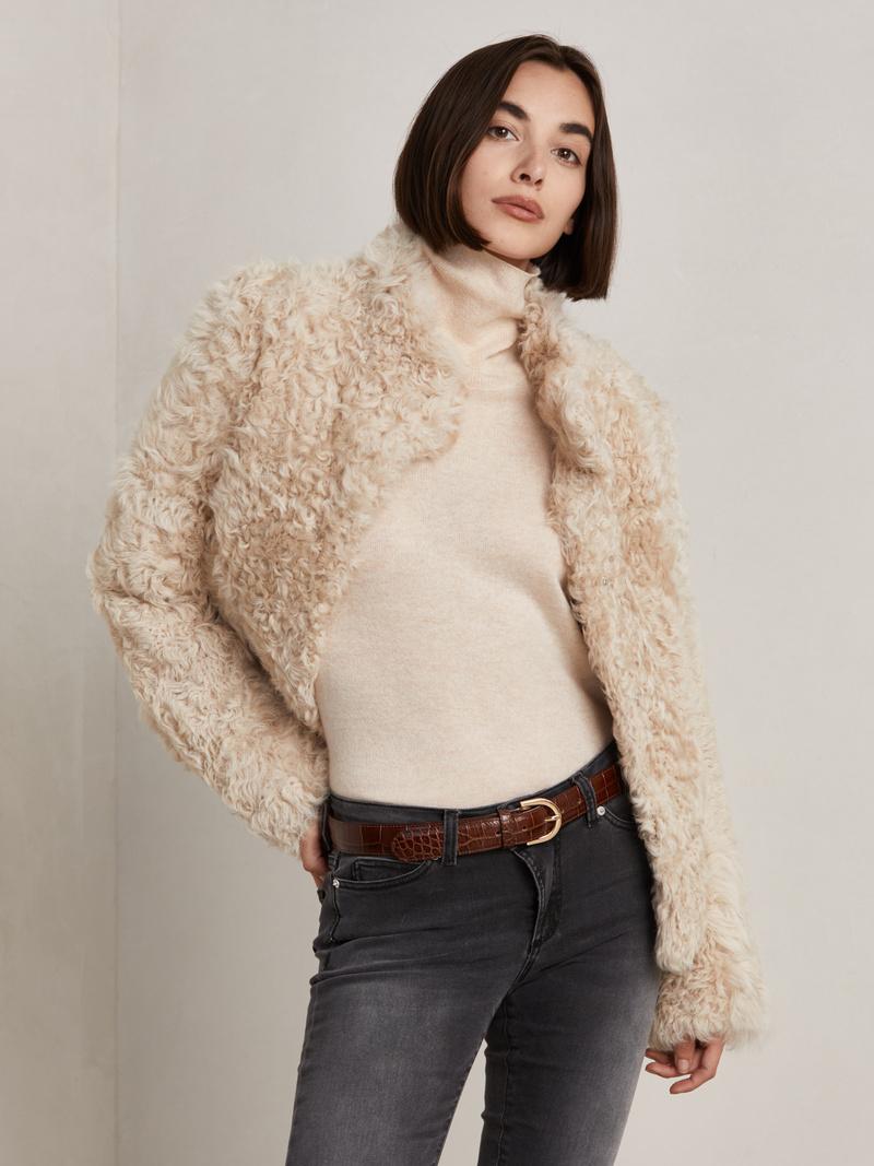 Tommy Fur Jacket