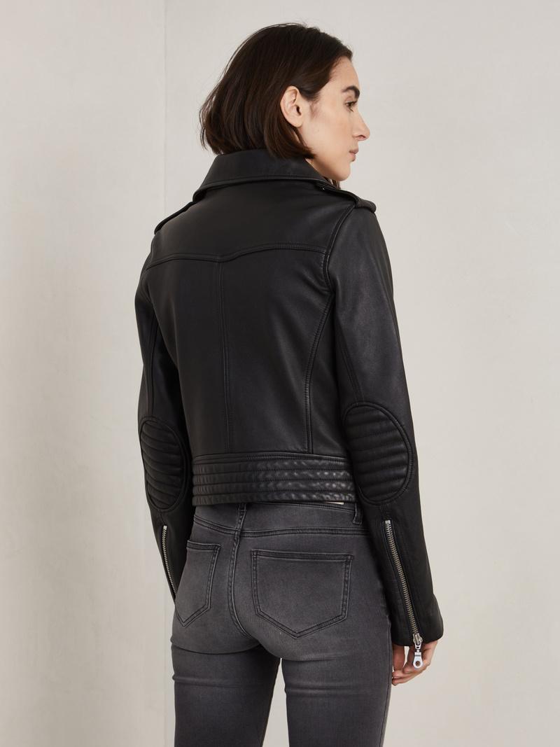 Hendrix Leather Jacket