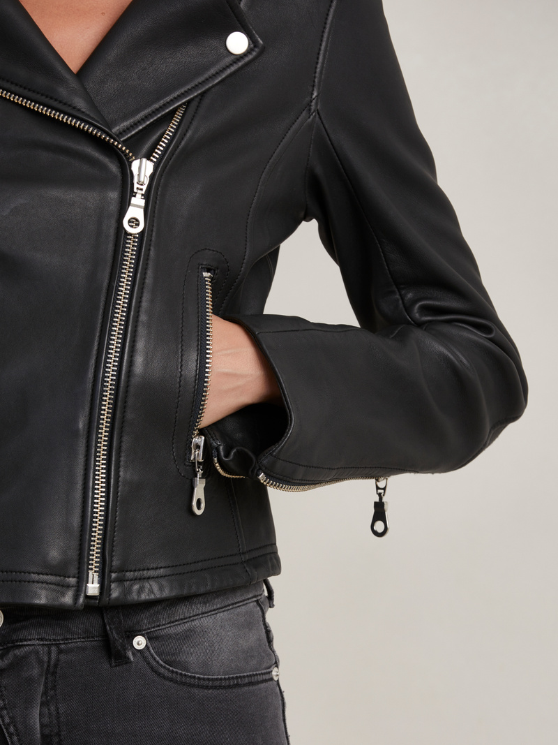Hendrix Leather Jacket