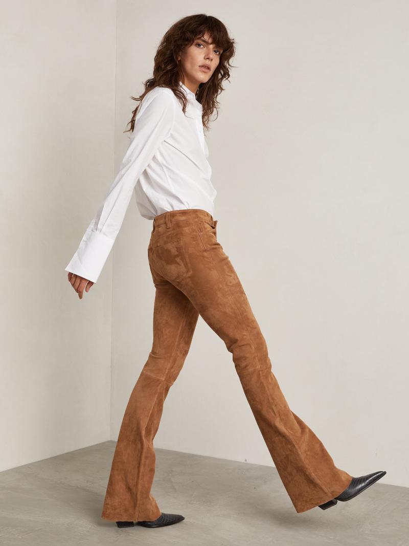 Lou Suede Pants