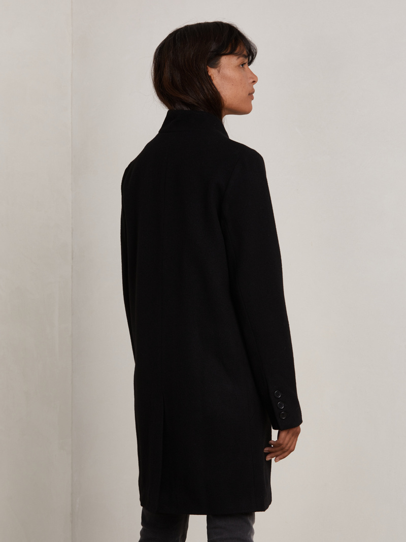 Keith Wool Coat