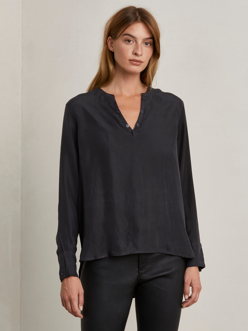 Edie Silk Blouse