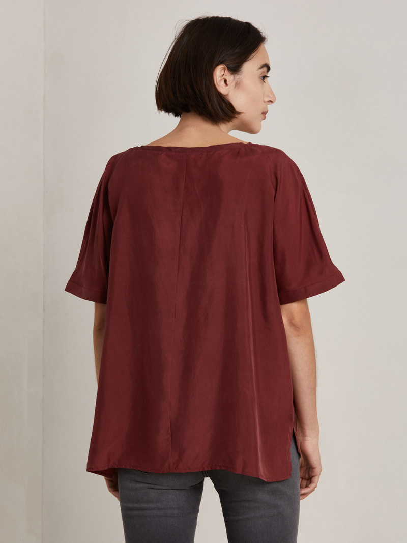 Jane Silk Top