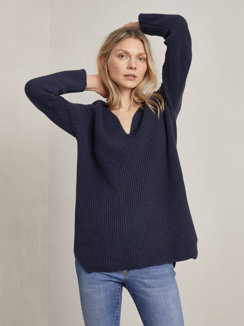 Ava V-neck Sweater