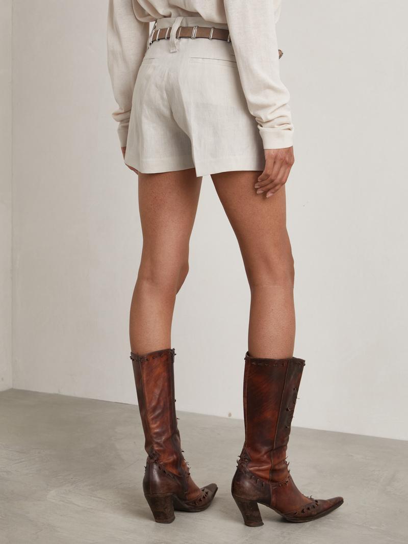 Bianca Linen Shorts