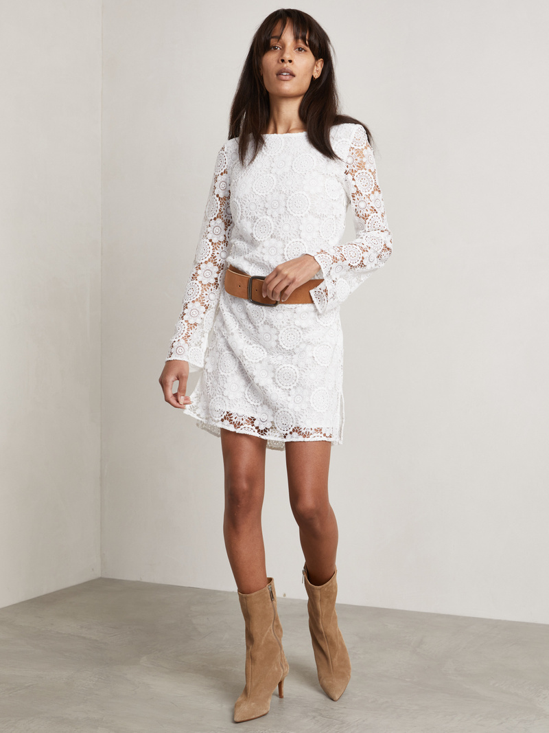Janie Lace Dress