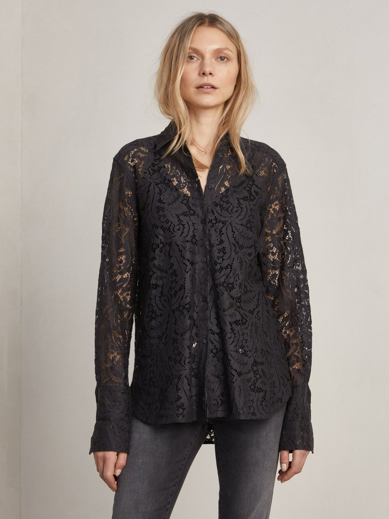 Reed Lace Shirt