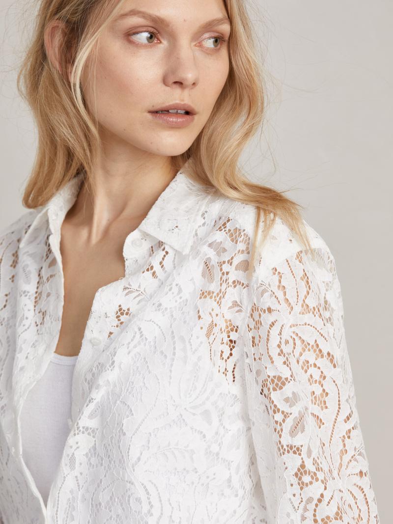 Reed Lace Shirt