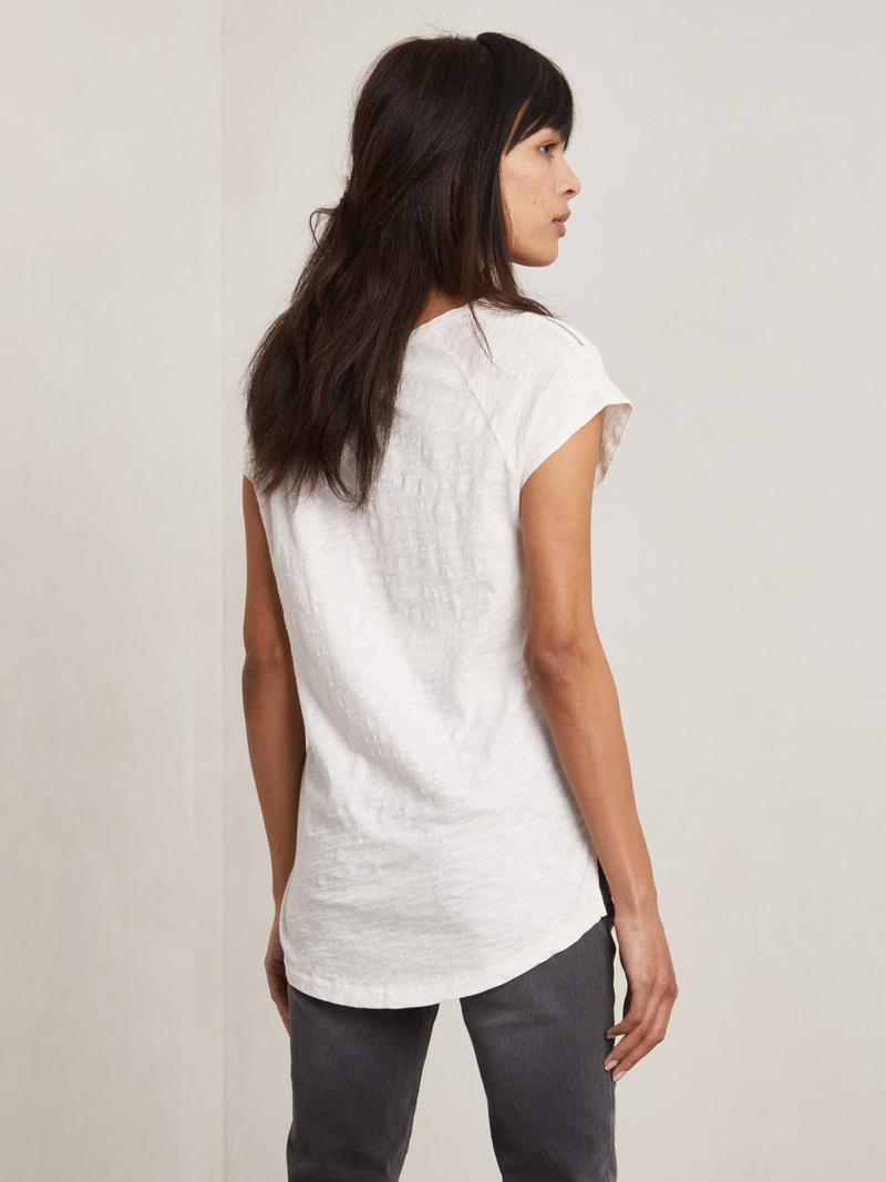 Ross Zip T-shirt