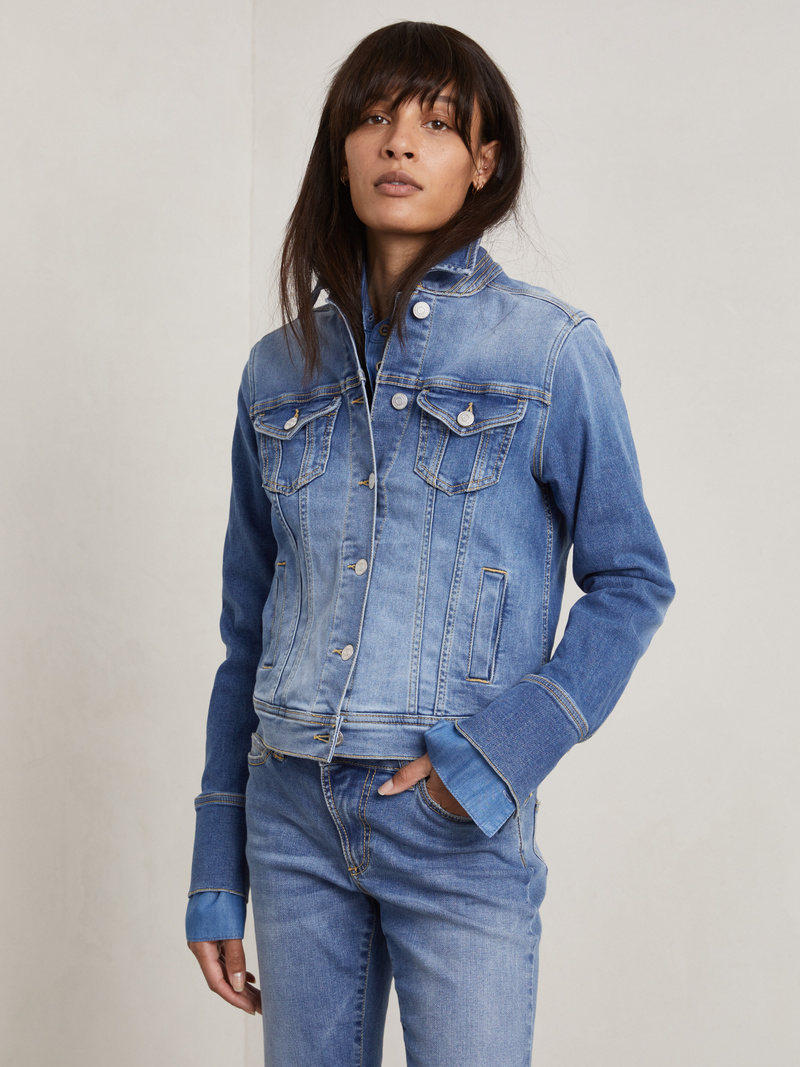 Andy Denim Jacket