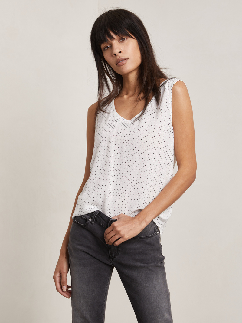 Anthony Sleeveless Top