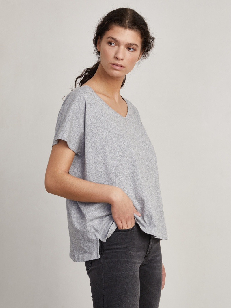 Simone Oversized Top