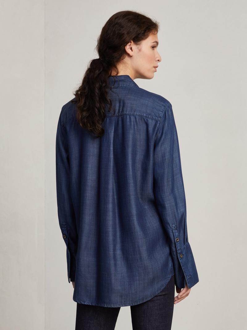 Nicolas Denim Shirt