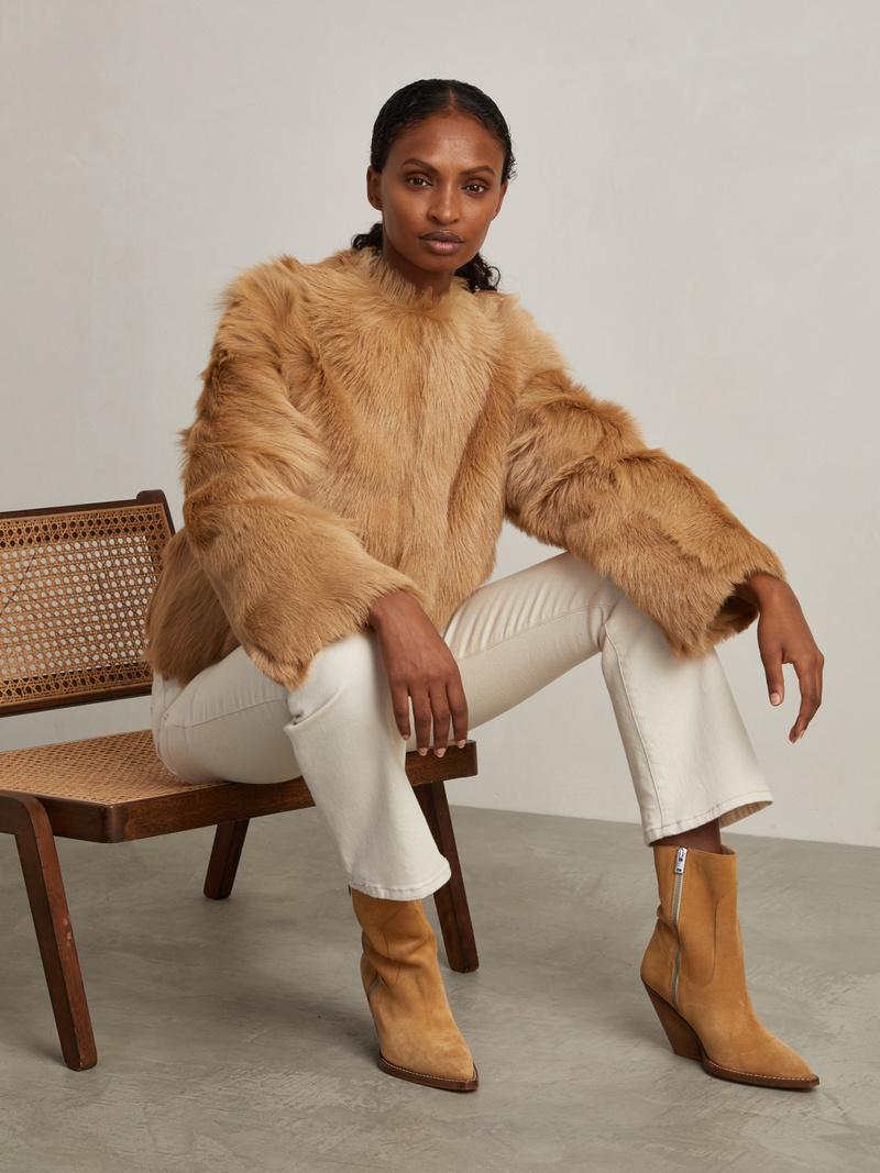Chase Goat Fur