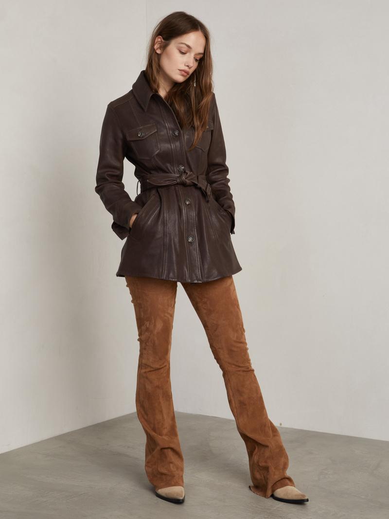 Steve Leather Jacket