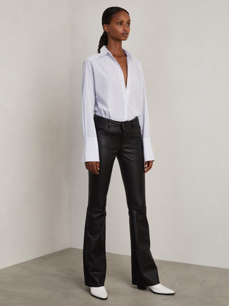 Lou Leather Pant
